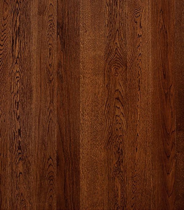 Паркетная доска POLARWOOD Дуб Протей 1П темно-коричневый лак 2 кв.м. 14мм