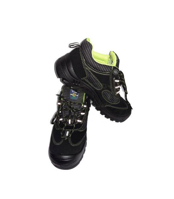 Кроссовки замшевые (композитный защитный носок), размер 45