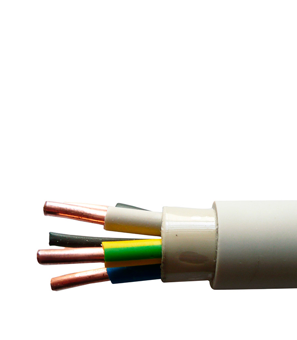 Кабель NYM 5х6 Севкабель кабель nym 3х6 севкабель 100 м