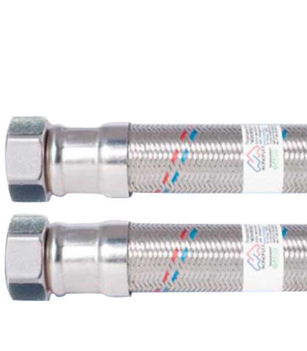 Гибкая подводка для воды 50 см 1 в/в гибкая подводка для воды 1 дюйм в спб