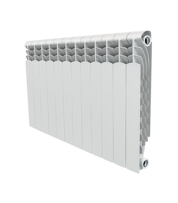 Алюминиевый радиатор Royal Thermo Revolution 500 1 12 секций алюминиевый радиатор royal thermo revolution 500 4 секции