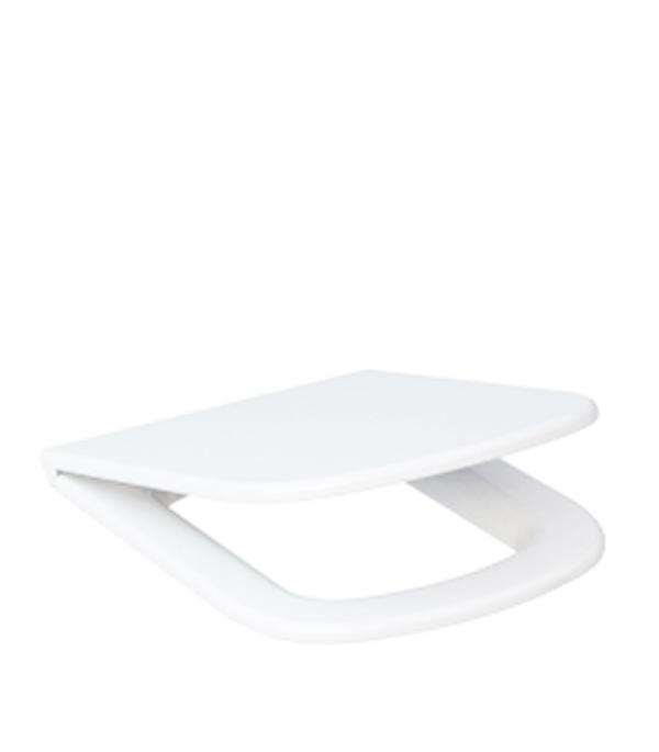 Сиденье для унитаза Cersanit Colour дюропласт сиденье для унитаза carina дюропласт с микролифтом