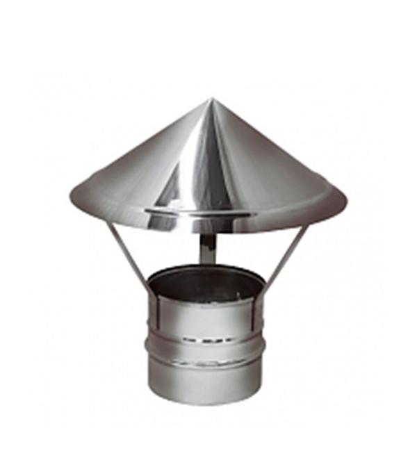 Зонтик 115 без изоляции на расширителе зеркальный 304 smeg scv 115