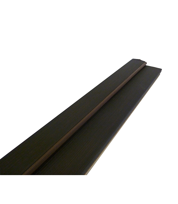 Коробка дверная Шоколад универсальная  телескопическая 75x32x2120 мм