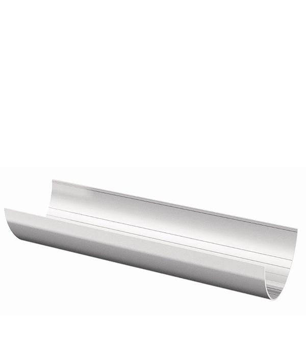 Желоб водосточный пластиковый  3м белый Технониколь