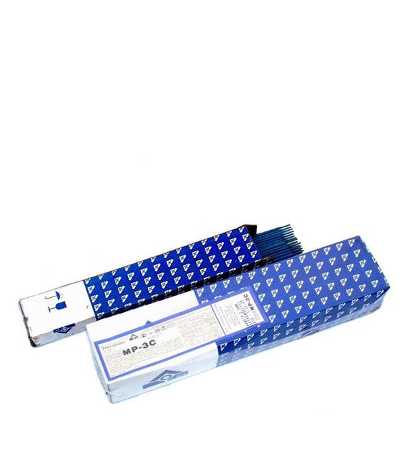 Электроды МР-3С d3, 1кг ЛЭЗ
