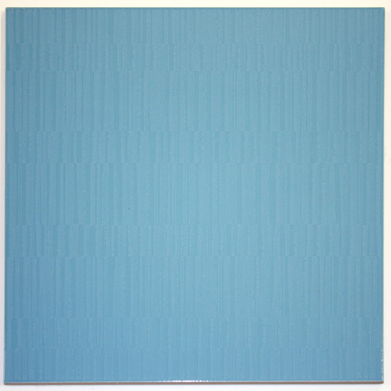 Плитка напольная 333х333х8 мм Гольфстрим бирюзовый (12 шт=1,33 кв.м)
