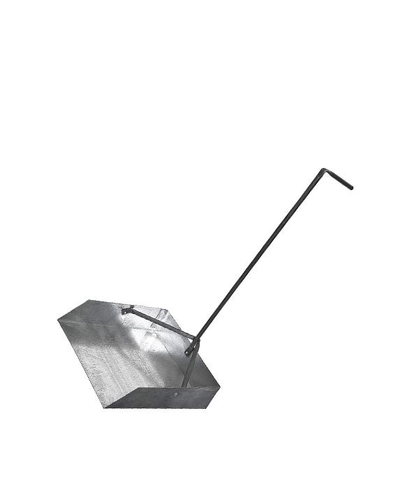 Совок металлический для мусора 310х310 мм