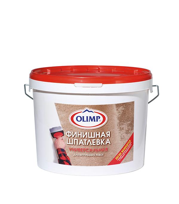 Шпатлевка фасадная универсальная OLIMP 16 кг