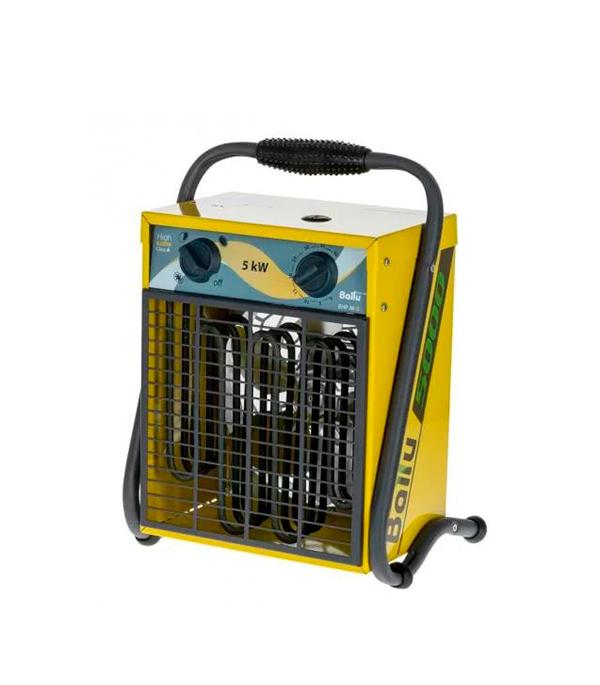 Тепловентилятор Ballu 5 кВт электрический конвектор ballu 1 5 квт в барнауле