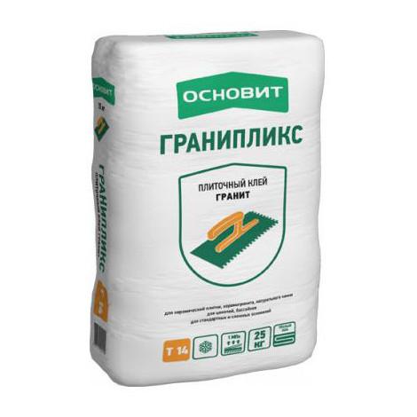 Основит АС14 Гранипликс (клей для плитки) 25 кг