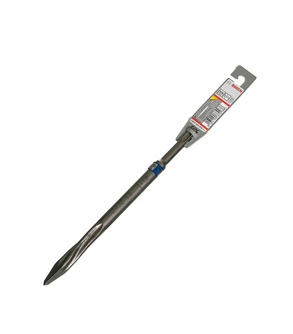 Зубило SDS-plus пикообразное Bosch Профи 250 мм зубило плоское 20х250 мм sds plus bosch профи