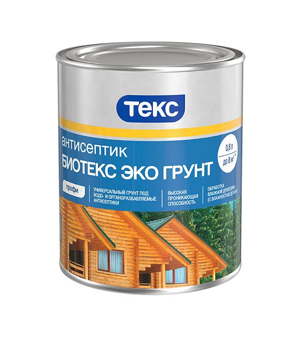 Биотекс Эко грунт Профи Текс 0,8 л