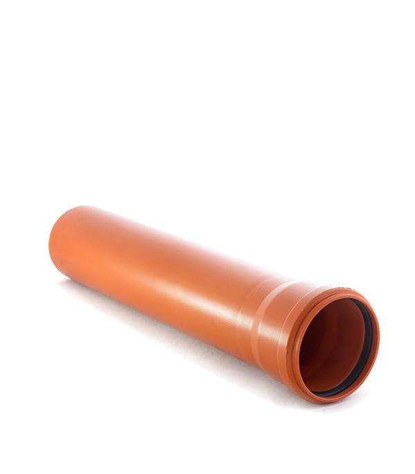 Труба канализационная наружная 160х2000 мм