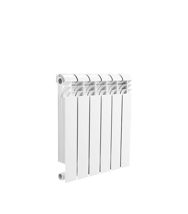 Радиатор биметаллический литой Elsotherm BM 500х80, 6 секции