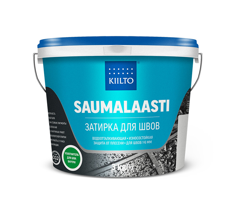 Затирка Киилто №11 природно-белый 3 кг
