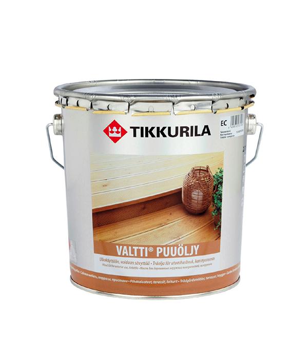 Антисептик Valtti Puuoljy основа EC Тиккурила 2,7 л