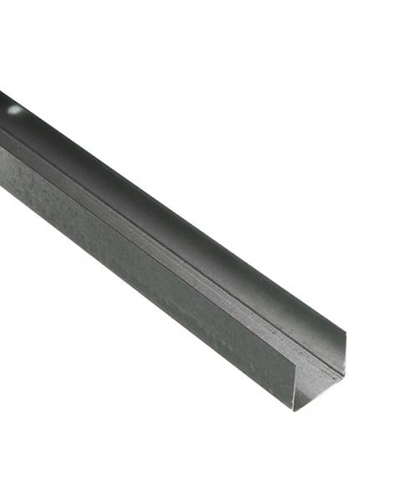 Профиль потолочный направляющий Expert 27х28 мм 3 м 0.60 мм профиль потолочный 60х27 мм 3 м 0 4 мм