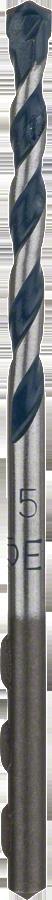 Сверло по бетону 5х100 мм Bosch Профи  сверло универсальное 5х85 мм bosch профи