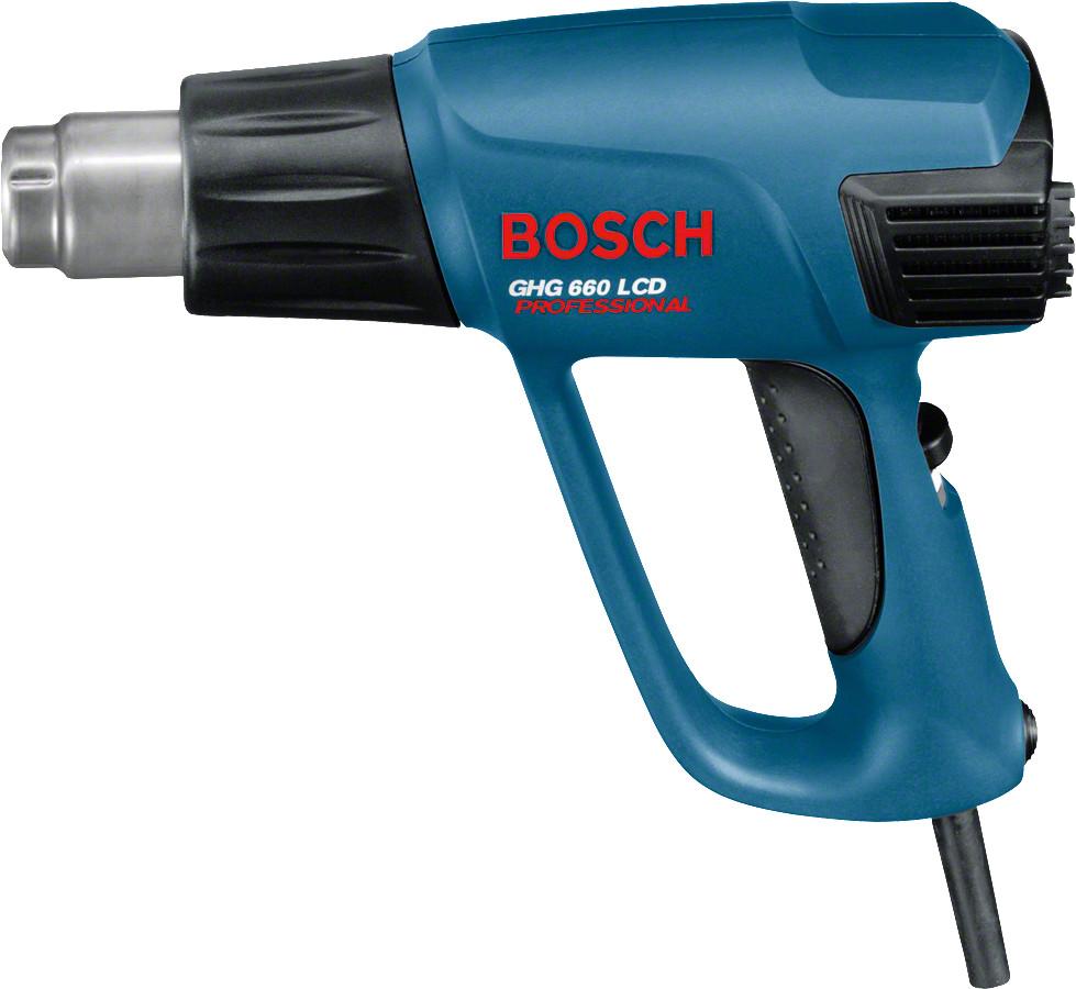 Фен строительный GHG 660 LCD 2300 Вт, Bosch