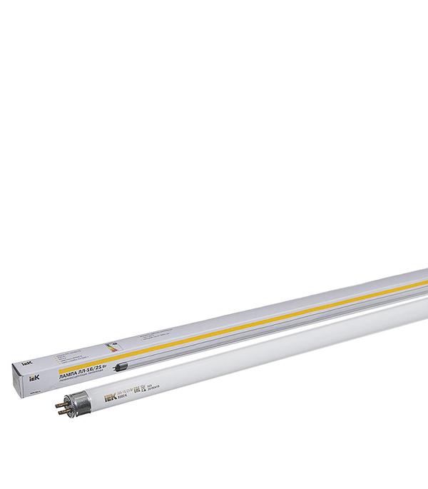 Лампа люминесцентная 21W/6400К (холодный свет), d16 (Т5), G5, 849 мм, ИЭК