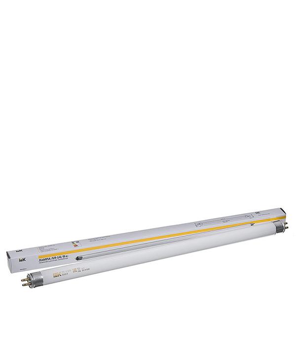 Лампа люминесцентная  8W/6400К (холодный свет), d16 (Т5), G5, 288 мм, ИЭК