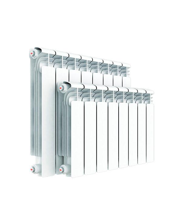Радиатор алюминиевый 1 RIFAR Alum 350, 10 секций алюминиевый радиатор rifar alum 350 12 сек