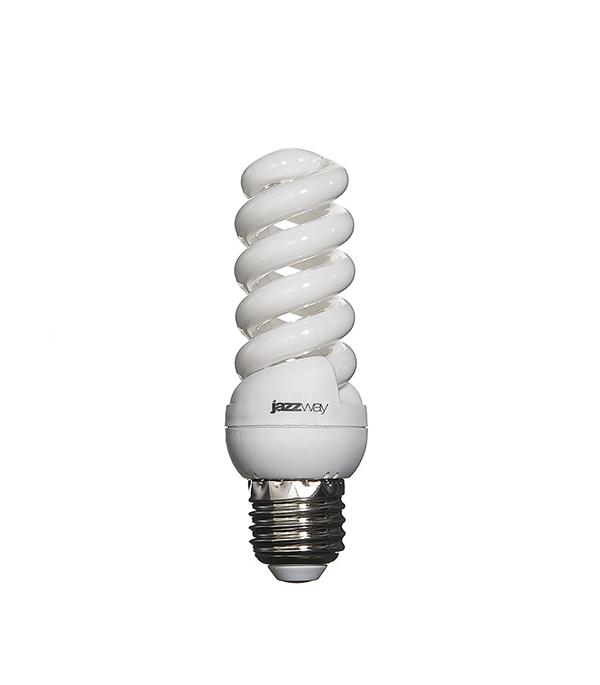 Лампа энергосберегающая  E27 11W SF ЭКО 4000K Jazzway