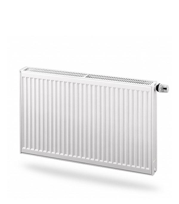 Радиаторстальнойтип22500х1200мм(нижнееподключение)PurmoVentil Compact радиатор стальной purmo compact тип 22 500х800 мм