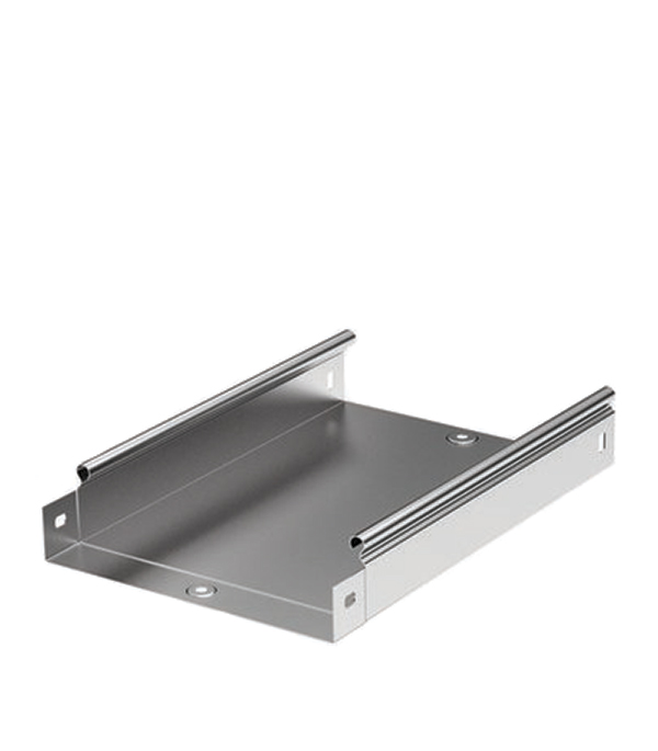 Лоток металлический неперфорированный ДКС 200х50 мм 3 м перегородка sep l3000 н50 dkc 36480