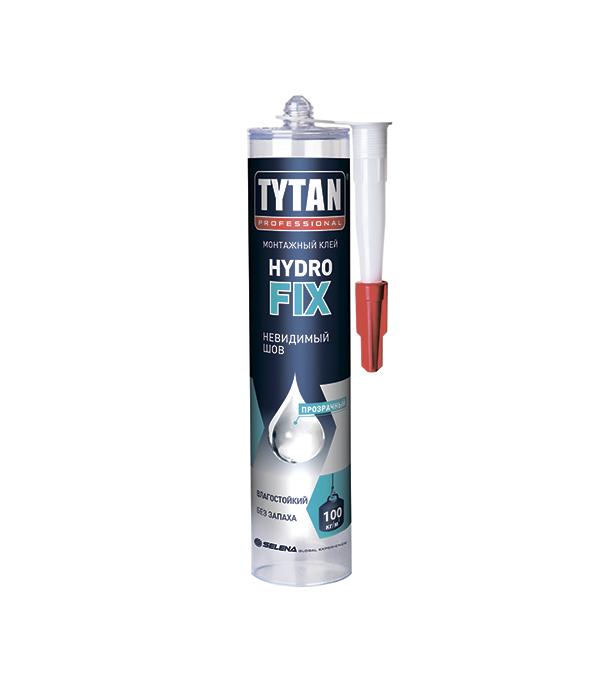 Жидкие гвозди Tytan Hydro Fix 310 мл упаковка 12 шт х 310 мл клея монтажного tytan professional classic fix прозрачного