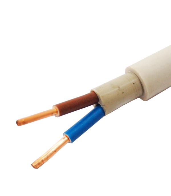 Кабель NYM нг-LS 2х2.5 Севкабель кабель nym 3х6 севкабель 100 м