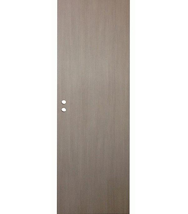 Дверное полотно экошпон Smart Капучино 620х2010 мм с притвором полотно дверное перфекта по 2х0 7м клен серебристый ламинатин диамант