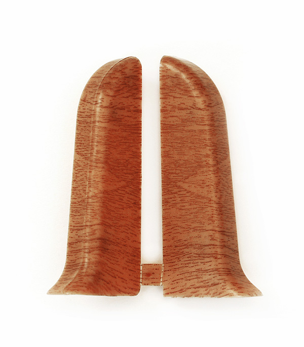Заглушки торцевые (левая+правая) Кемпас 55 мм