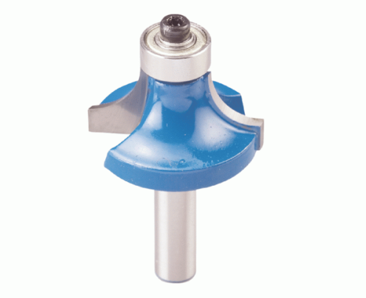 Фреза для закругления d 25,7 мм, хвостовик 8 мм KWB Стандарт