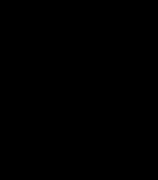 Плитка напольная 302х302х7,8 мм Гармония  черная (15 шт=1,37 кв.м)