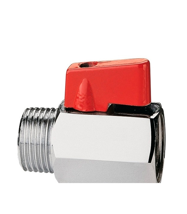 Кран шаровый1/2в/нминиItap itap 143 2 редуктор давления