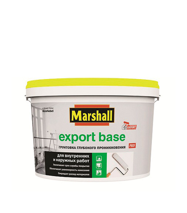 Грунт Export base Marshall 10 л