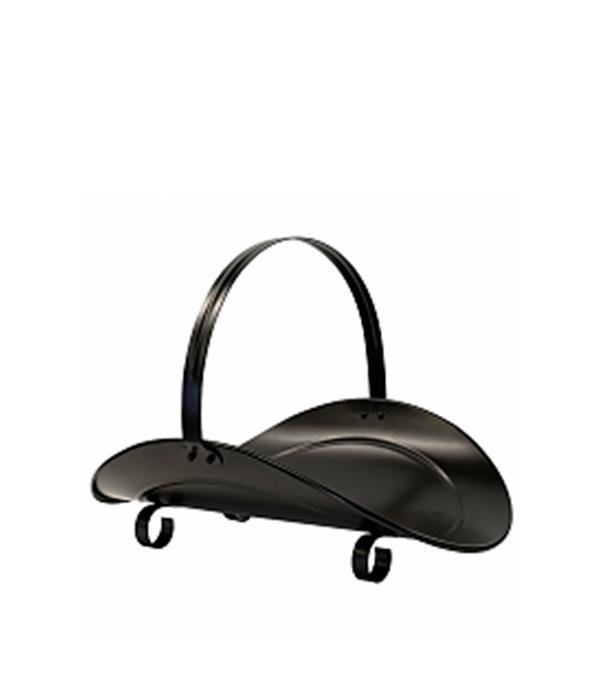 Дровница 101-R9005 черная