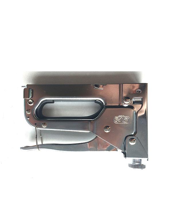 Степлер для скоб стальной корпус тип 53 степлер matrix 40905 мебельный 4х функц скобы тип 53 68мм