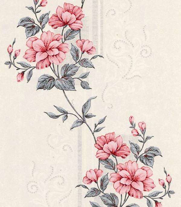 Обои  виниловые на бумажной основе 0,53х10 м   Home Color  арт. 511-14