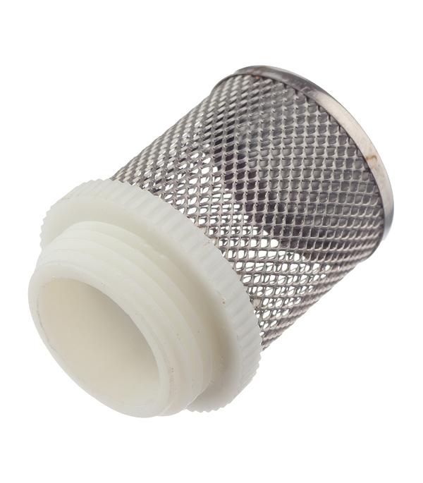 Фильтр сетчатый для обратного клапана 1 клапан обратный канализационный наружный 110 мм