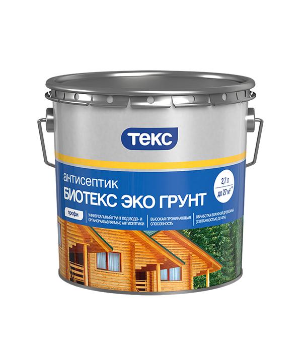 Биотекс Эко грунт Профи Текс 2,7 л
