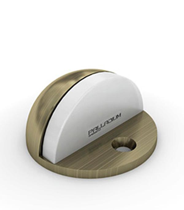 Упор дверной Palladium Стопор 03 AВ (антик бронза ) бронза сплав для электрических контактов