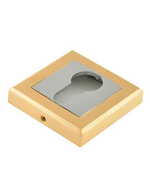 Ключевина Palladium City CS ET SG/CP (мат золото/хром)