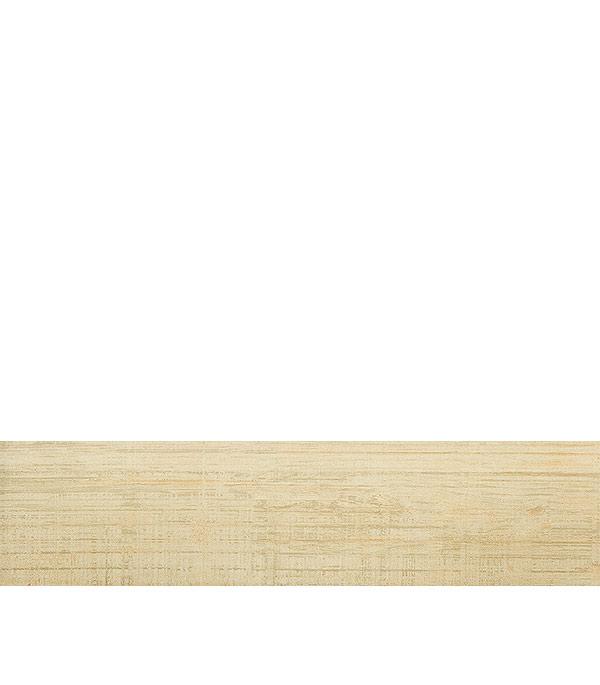 Керамогранит 150х600х10 мм Zula бежевое дерево (16 шт= 1,44 м.кв.)