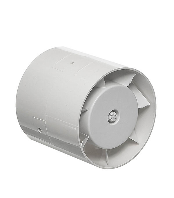 Вентилятор осевой Cata MT-100 d100 мм белый вентилятор канальный cata mt 125