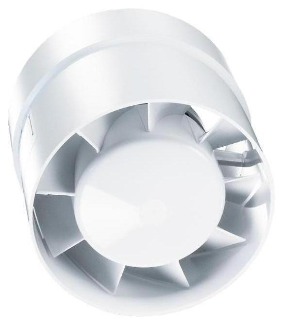 Вентилятор осевой d125 мм Cata MT-125, белый