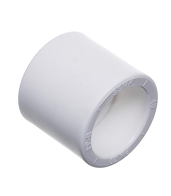 Муфта полипропиленовая 40 мм