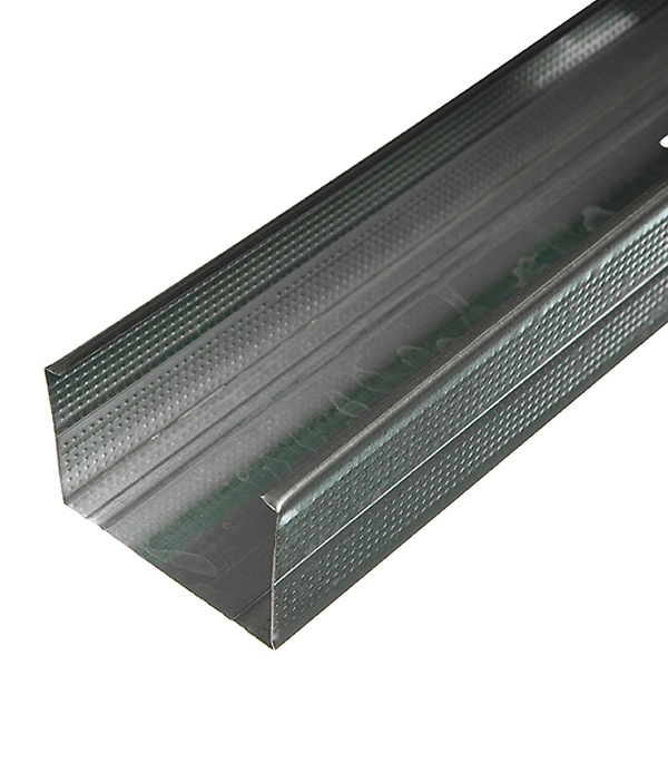 Профиль стоечный Стандарт 75х50 мм 4 м 0.50 мм рукав всасывающий с 1 головкой гр 50 50 мм 4 м dde рв 50 4